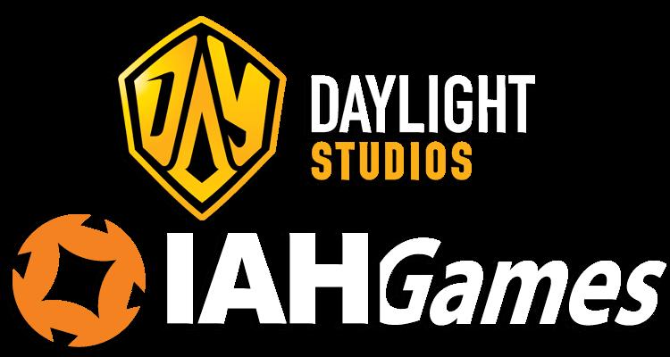Daylight - IAHgames logos