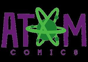 Partner - Atom Comics logo