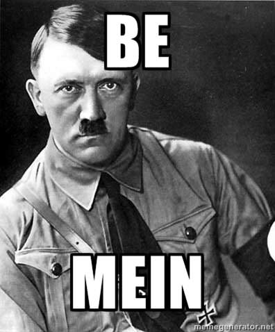 Valentine Hitler