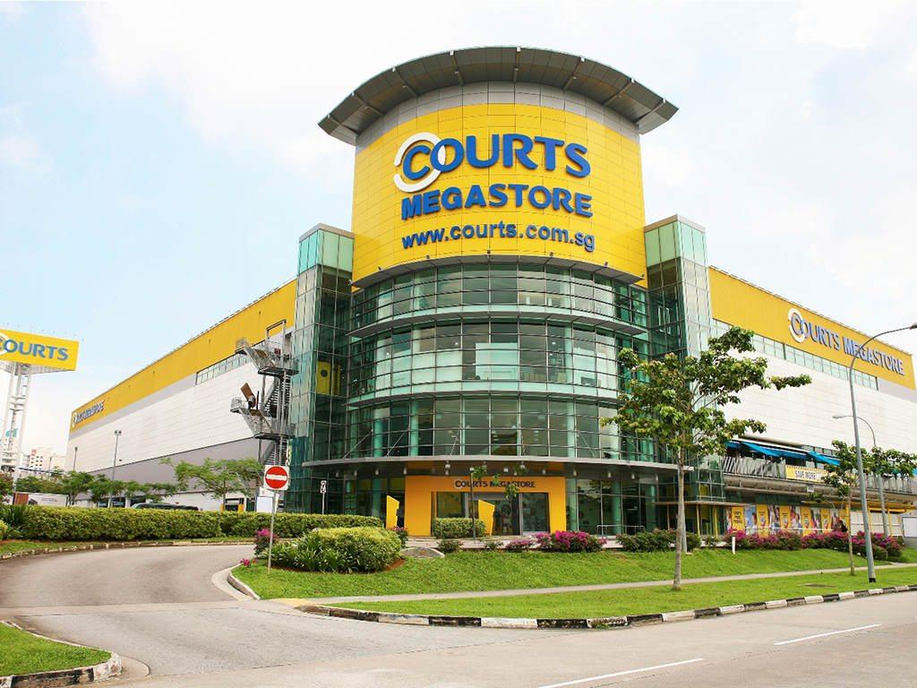 Courts Megastore