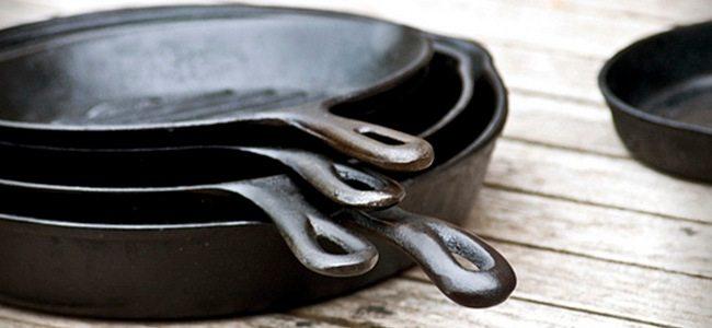 Cast Iron for Anaemia