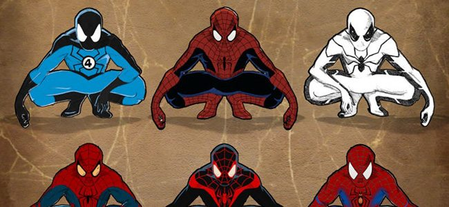 Spider-man 10 Things