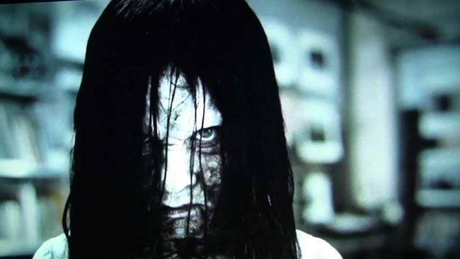 Ghostbusters-Sadako