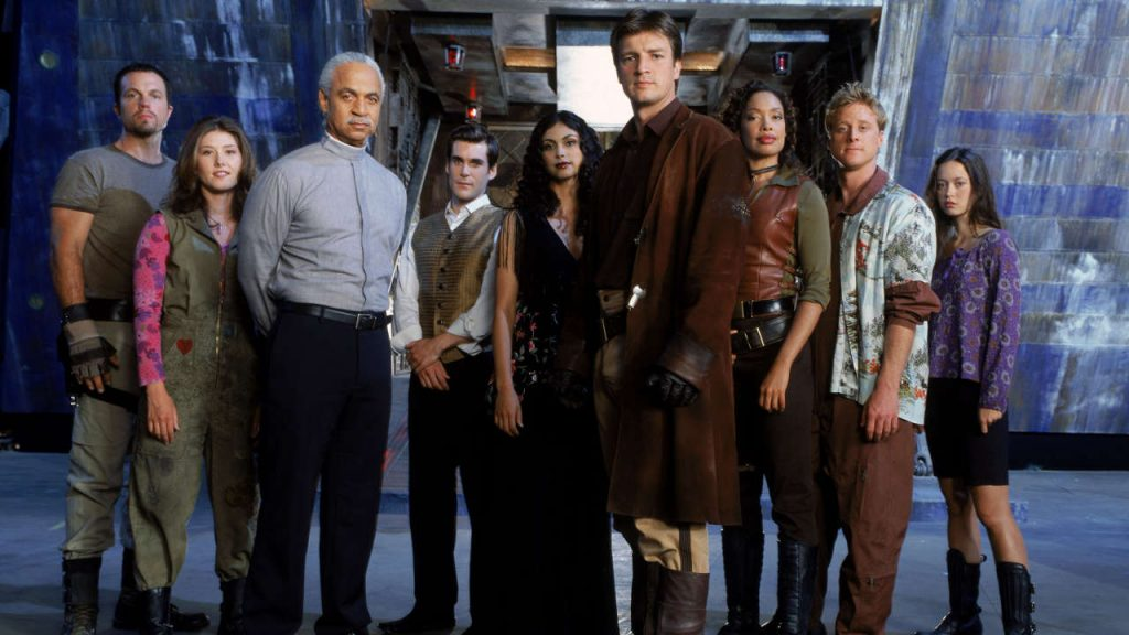 The diversity in Firefly's cast is more than meets the eye.