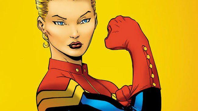 New-Thor-Captain-Marvel