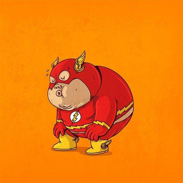 Alex Solis - Famous Chunkies - Flash