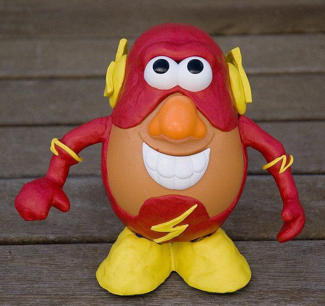 The Flash Spud