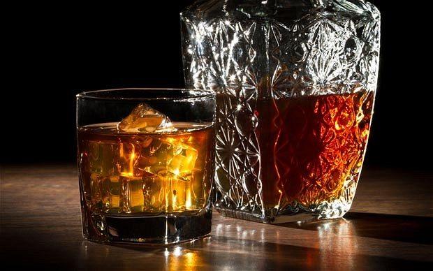 Killer Carbs Whisky
