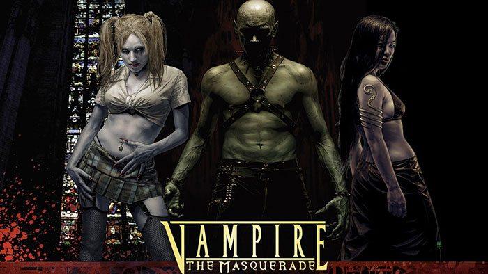 Vampire-the-Masquerade