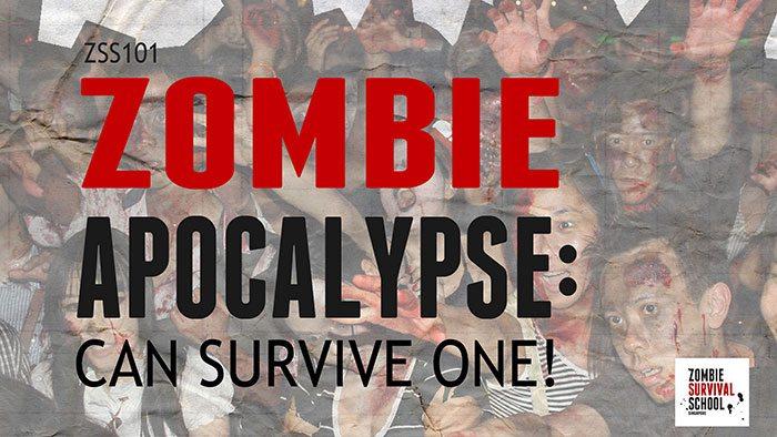 Zombie-School