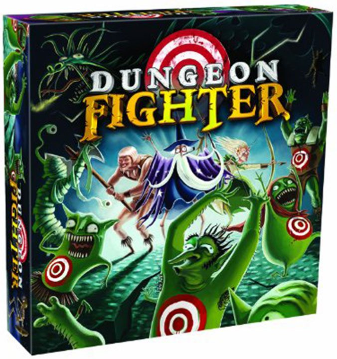 Dungeon-Fighter-Game