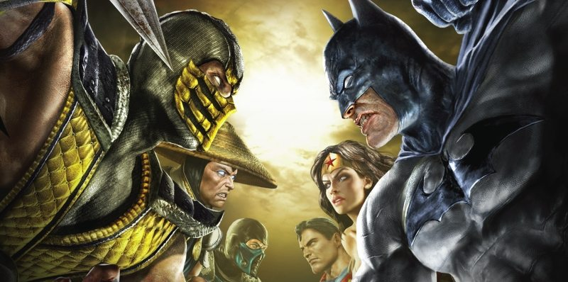 Mortal Kombat vs DC