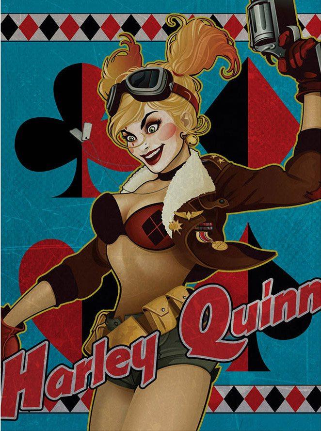 DC Bombshell Harley Quinn