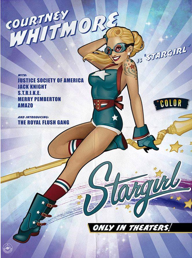 DC Bombshell Stargirl