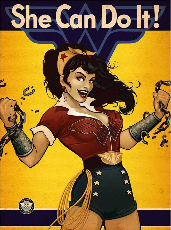 DC Bombshell Wonder Woman