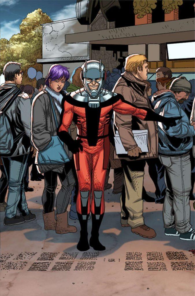 Ant-Man #01