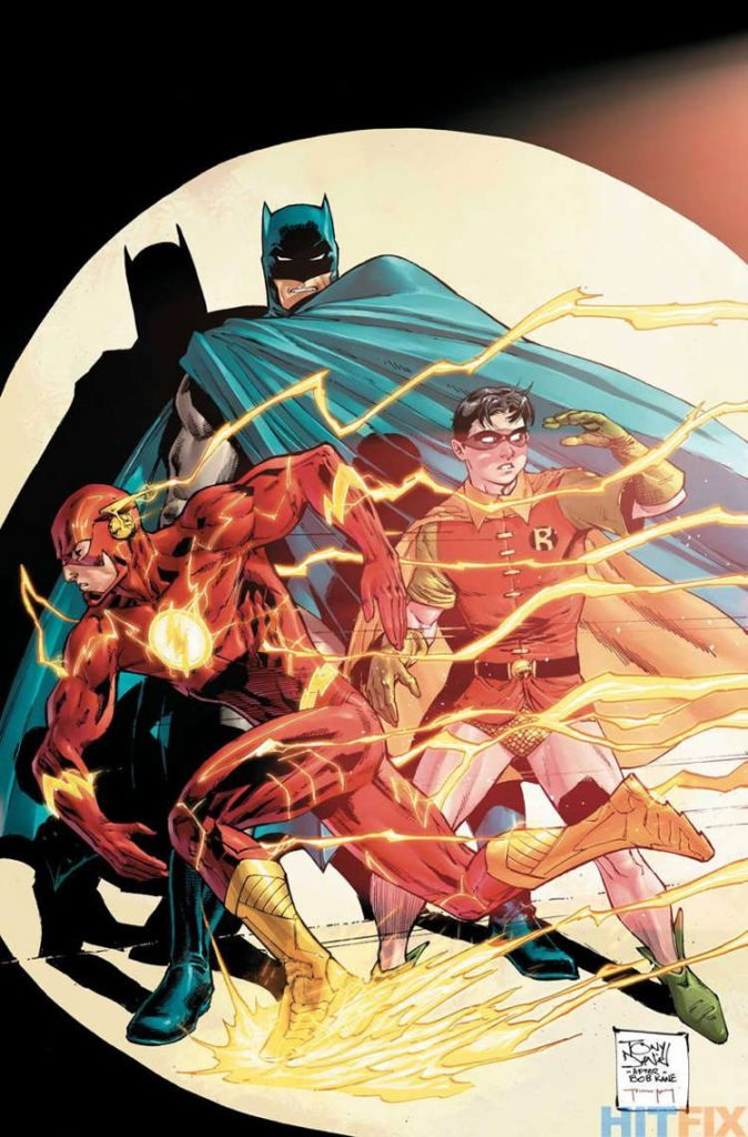 Batman #38 by Tony Daniel & Tomeu Morey