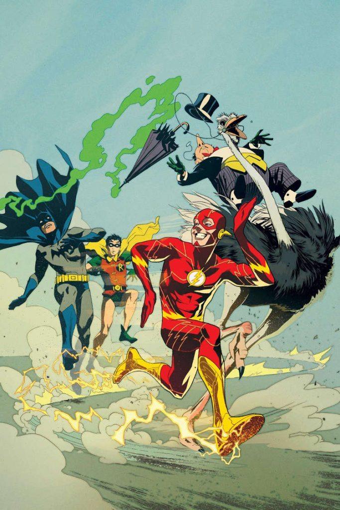 Detective Comics #38 by Josh Middleton