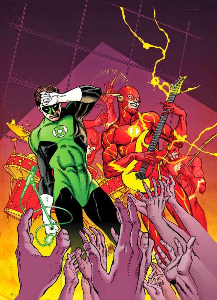 Green Lantern #38 by Doug Mahnke
