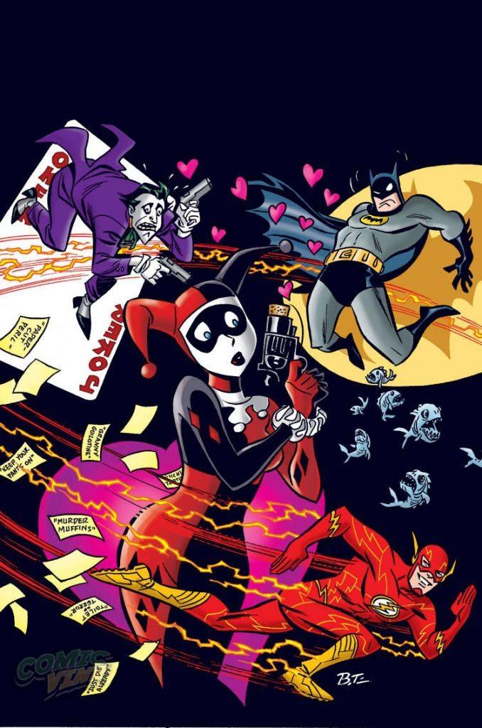 Harley Quinn #14 by Bruce Timm