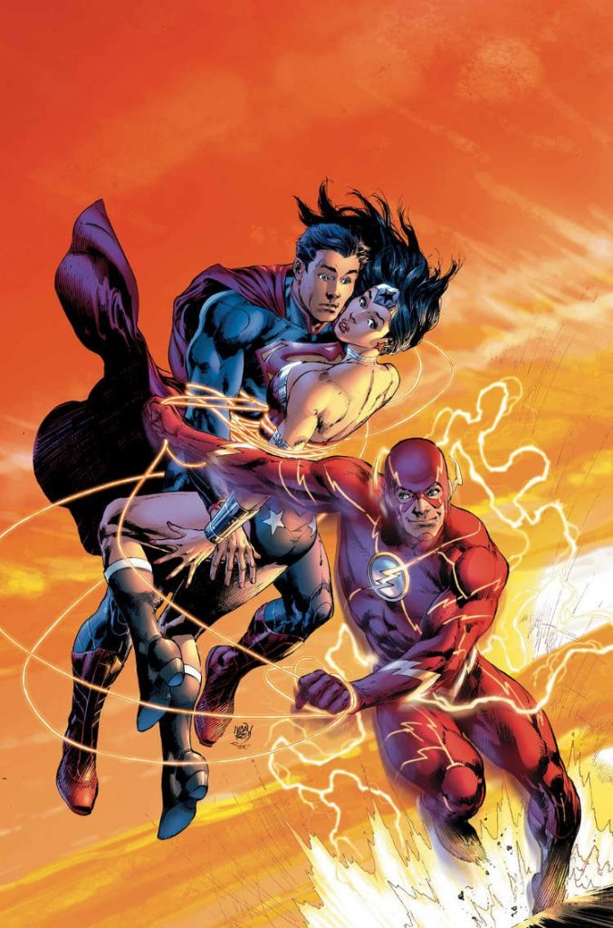 Superman-Wonder Woman #15 by Ivan Reis & Alex Sinclair