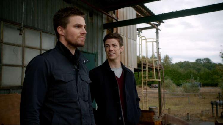 Flash Arrow Part 1