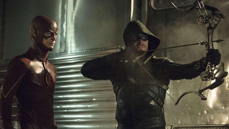 Flash Arrow Part 2