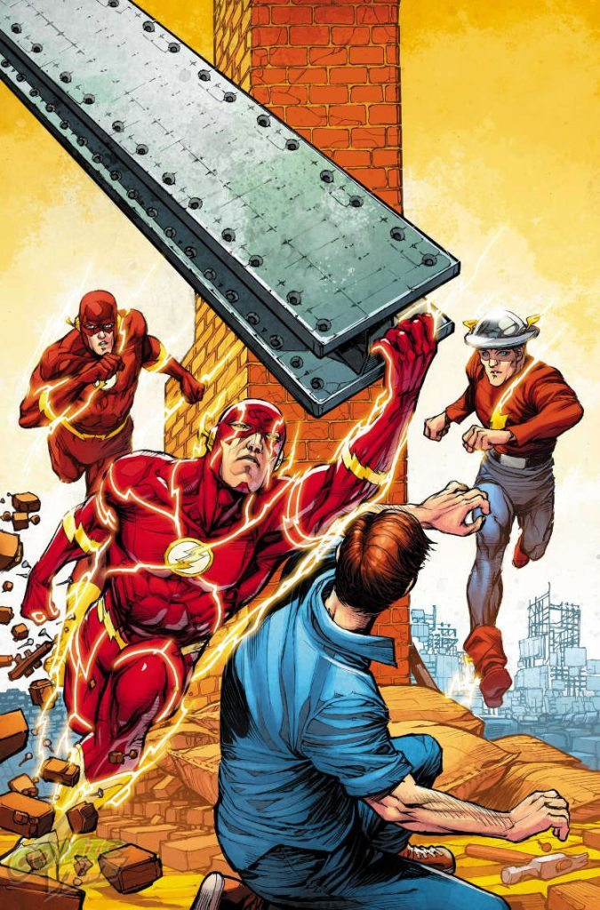The Flash #38 by Howard Porter & HiFi Color