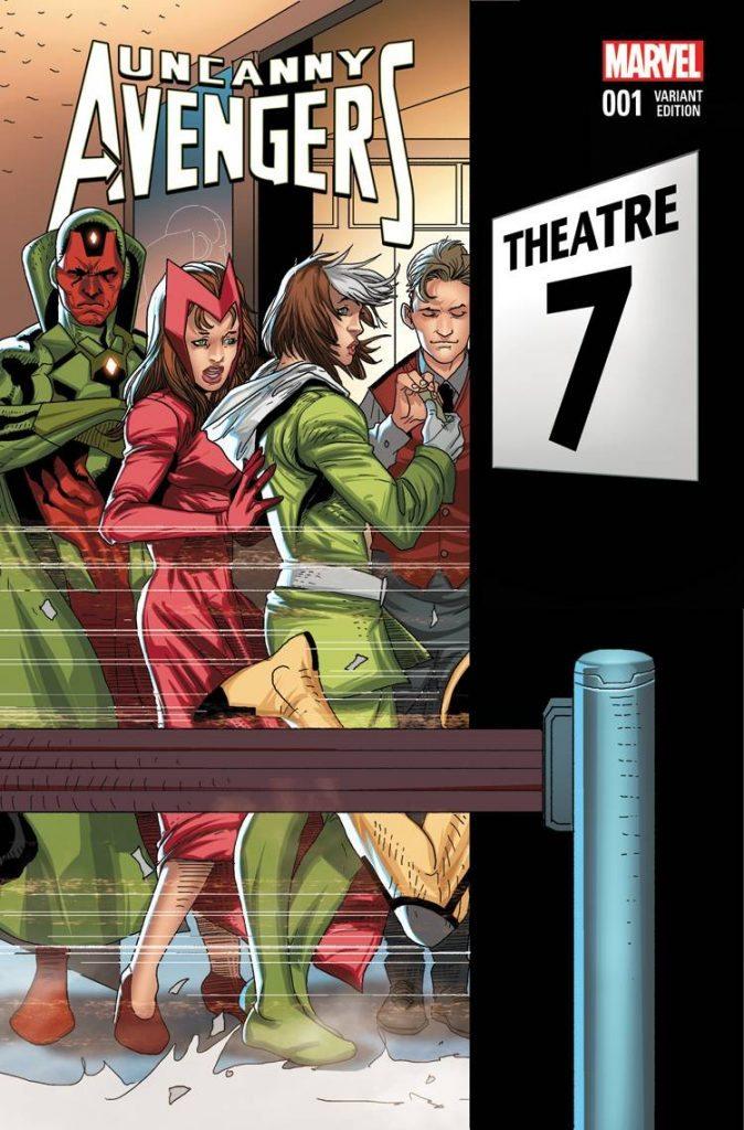 Uncanny Avengers #01