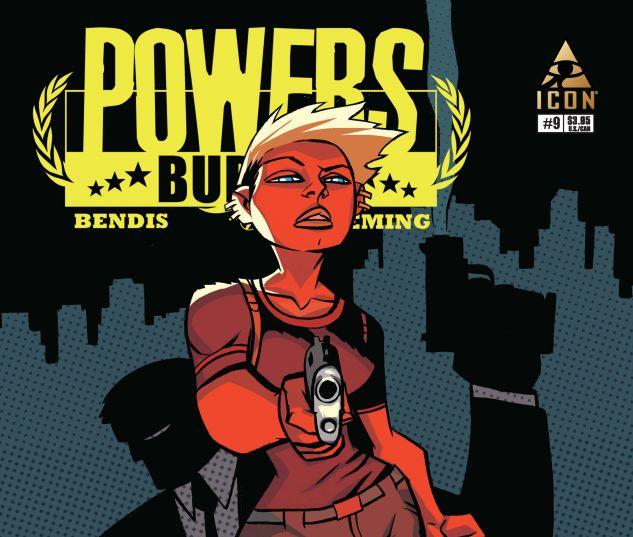 Bendis Powers