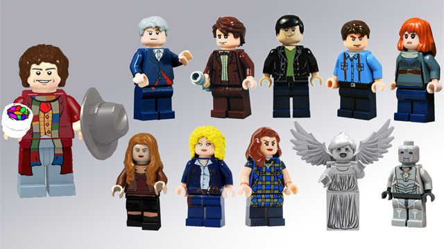 The Doctors LEGO