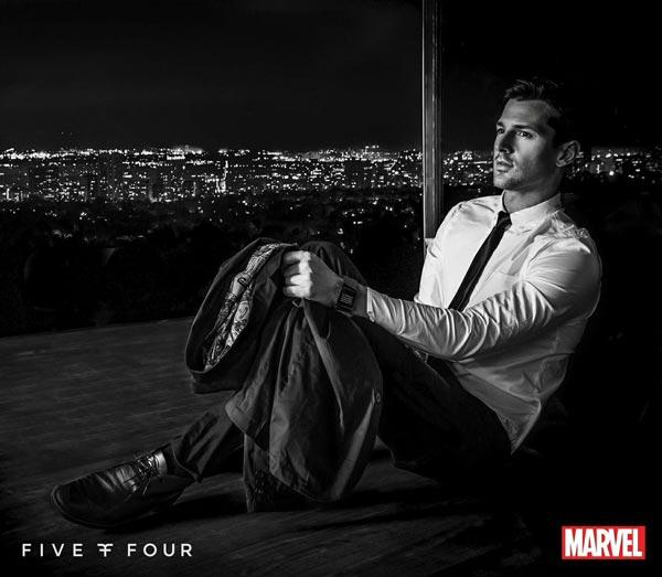 FiveFour Marvel 002