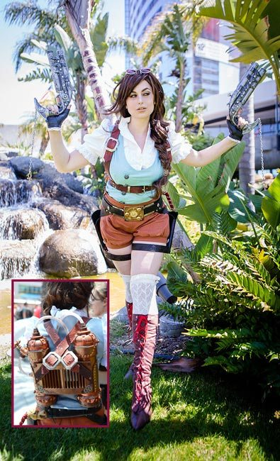 Steampunk-Lara-Croft