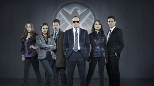 4) S.H.I.E.L.D