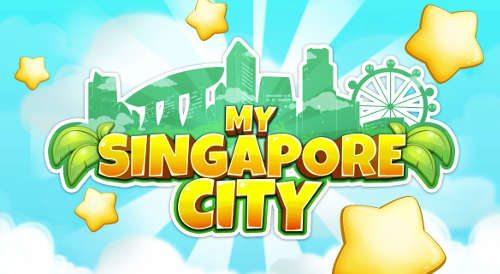 My Singapore City by Ixora Studios