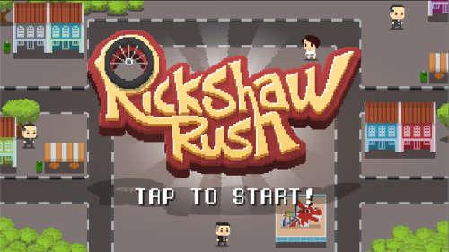 Rickshaw Rush by Mojo Forest