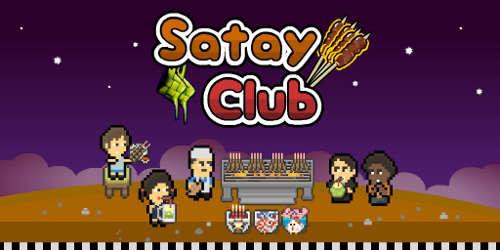 Satay Club by Afzainizam Zahari
