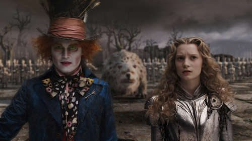 12) Alice in Wonderland