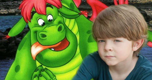 15) Pete's Dragon