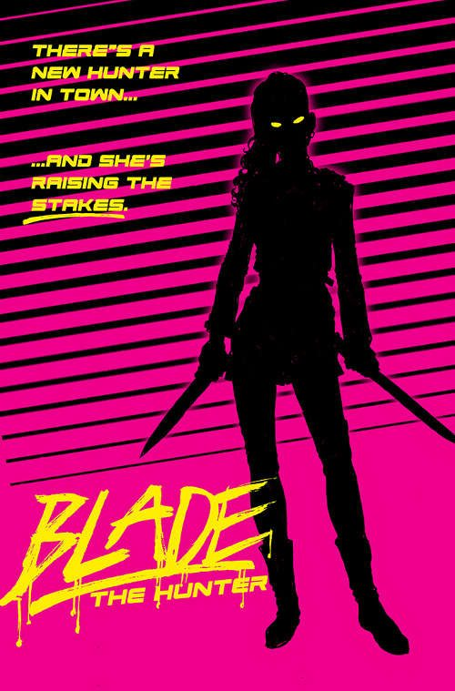 Blade #01 Variant Cover by Tim Seeley