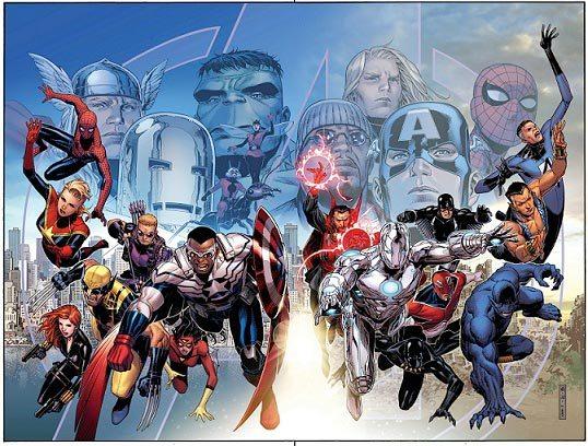Jim-Cheung---Avengers
