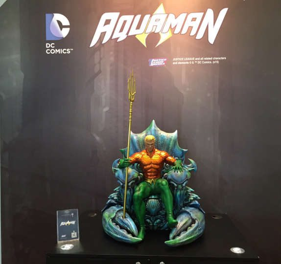 6) Aquaman by Imginarium Art