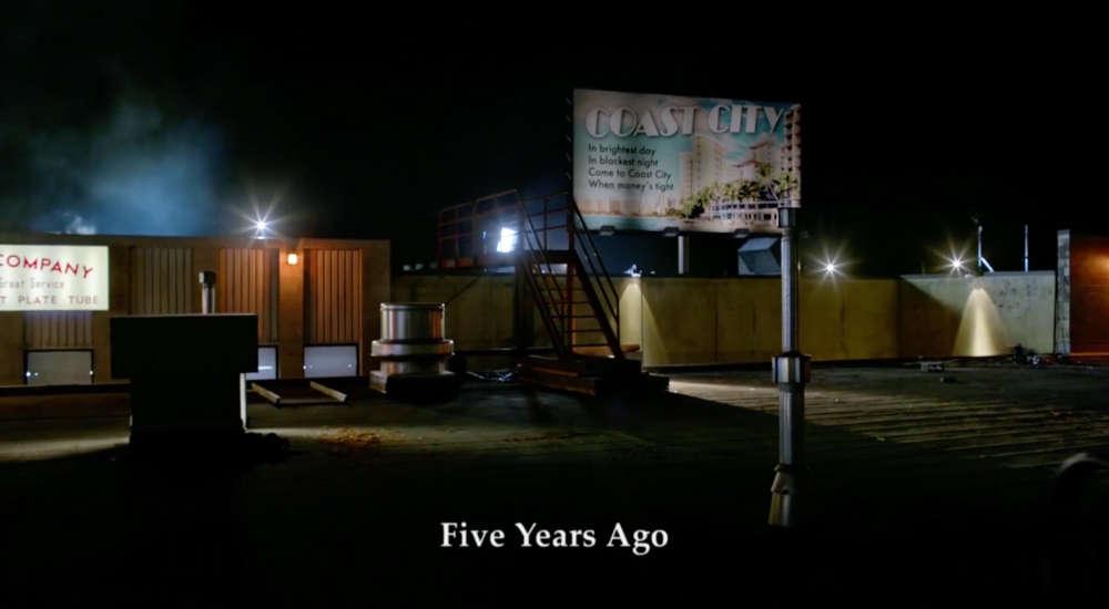 Coast City - 5 Years Ago
