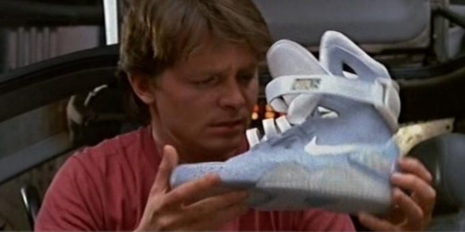 nike back to the future boots