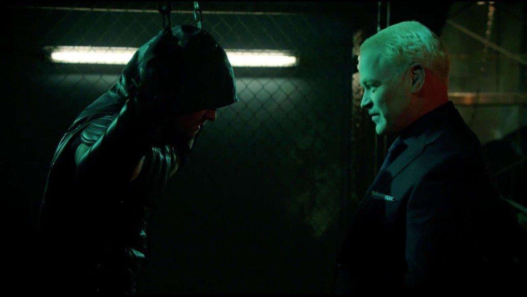 Arrow and Darhk