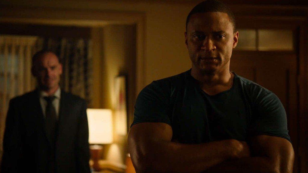 Diggle and Lance