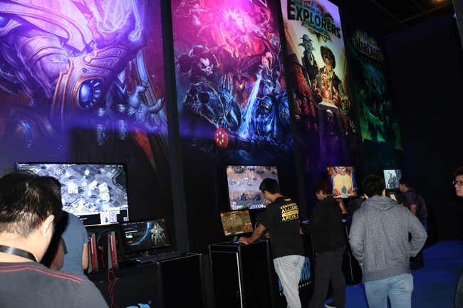 GameStart-Blizzard