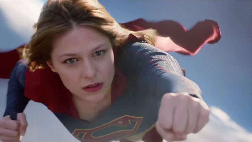Supergirl Flight