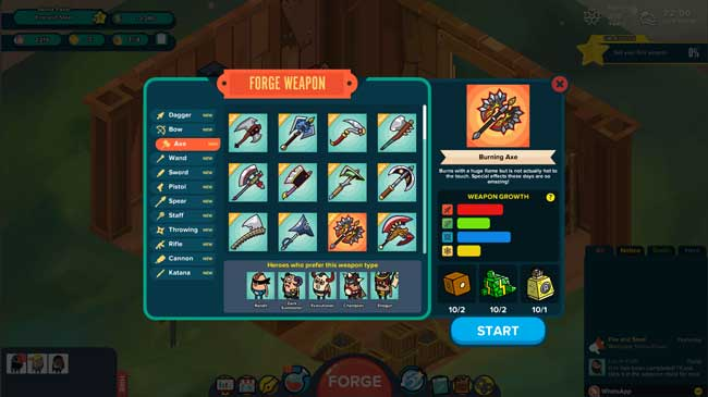 Holy Potatoes 2-forging-weapon
