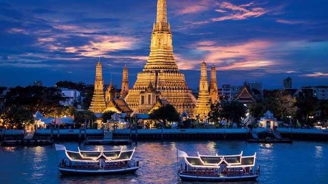 Bangkok-kayak